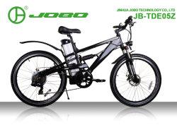 Aprovado pela CE Jb-Tde bicicleta eléctrica05z/ Ebike Híbrido de Suspensão