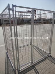 Chien d'alimentation sur le fil Cage/chien Cage avec cage en métal pour chien/soudé chien Cage pour vente ou de la ferme avicole de la cage d'alimentation pour le poulet de lapin cochon de chien