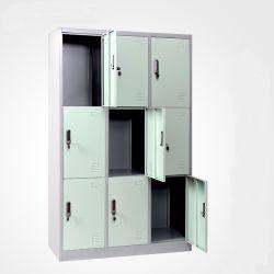 Lockers In Acciaio Spacco Sacco Bagaglio Golf Pigeon Hole Armadietti Armadietti Per Supermarket