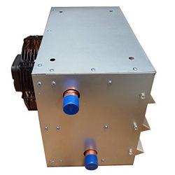 Im Freienofen-Kupfer-Ring, der Heißwasser-Geräten-Heizungs-Wärmetauscher-Ring hängt