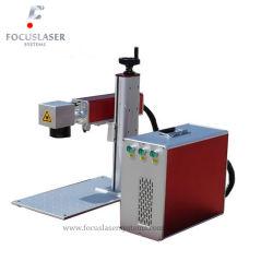 De Draagbare Laser die van Focuslaser Machine voor Metaal en de Materialen niet van het Metaal merkt