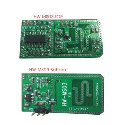 Motion nouvellement 3.3 V micro-ondes pour la carte du capteur de lumière au plafond