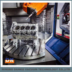 آلة طلاء نانو فائقة PVD ملونة من Titania للقطع الأداة