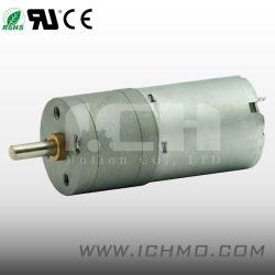 De hoge Torsie past de Motor van het Toestel van Snelheid 6V 4rpm 10rpm 15rpm gelijkstroom met Veranderlijke Verhouding aan