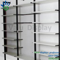 Un solo lado de acero de la pantalla de tela metálica para el supermercado o tiendas de ropa de tela