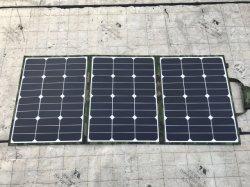 Sunpower Deken van het Zonnepaneel van 150 Watts de Vouwbare voor 12V het Systeem van de Macht van gelijkstroom
