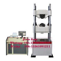 1000kn avec double canal amplificateur Program-Controlled plein équipement de test de traction hydraulique automatique/machine