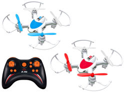 2.4G 4CH de MiniRadio Remote Controle Quadcopter van RC Quadcopter (H0410566)