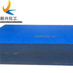 Coloré, blanc polaire HDPE Polyéthylène extrudé feuille feuille de plastique HDPE