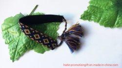 Dragon узел новые этнические ветер чистый других любителей лента браслет красочные Tassel браслет