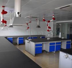 La madera de acero de balanza de laboratorio Tabla de mobiliario de laboratorio