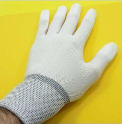 Эср перчатки, PU палец с покрытием,