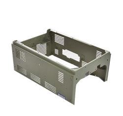 Soem-ODM-Edelstahl-Blatt-Laser-Ausschnitt, der CNC maschinell bearbeitet verbiegt, Blech stempelnd