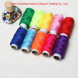 40/2 di filato cucirino ecologico usato sul tessuto dell'indumento