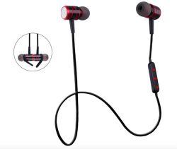 Nouvelle arrivée de bonne qualité Mono magnétique casque Bluetooth sans fil
