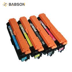 Цветной картридж с тонером CE740A/CE741A/CE742A/CE743A лазерный принтер Расходные материалы 307 A для HP Laserjet CP5225