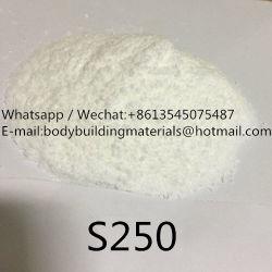 Polvere farmaceutica Bodybuilding della base della prova dei prodotti chimici di S250 Anabolics