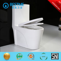 China-gesundheitliche Gerätefabrik-direkter Preis-gesundheitliche Waren mit keramischer Toilette Bc-2027