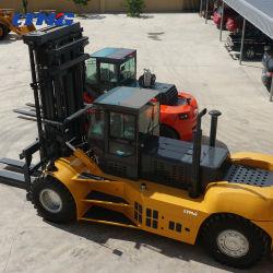 China, el mejor precio máximo de carretillas elevadoras Diesel 30 Ton.