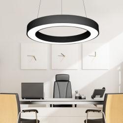 400mm salle de conférence d'éclairage de bureau Studio Pendentif ronde creuse de la lampe à LED