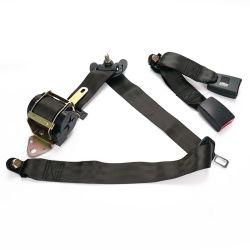 Accessoires de chariot Universal double boucle de ceinture de sécurité 3 points