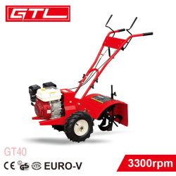 6.5HP 4 stook Roterende Uitloper van de Benzine van het Landbouwwerktuig van de Benzine de LandbouwMet Riem op - span Koppeling (GT40)