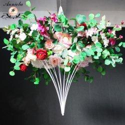 인공 꽃 훈장 결혼식 중앙 장식품 거는 중앙 장식품