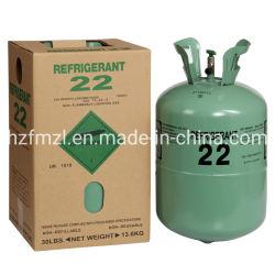 Le CEMFA75-45-6 AC Gaz réfrigérant R22 Chlorodifluoromethane utilisé pour les systèmes de refroidissement