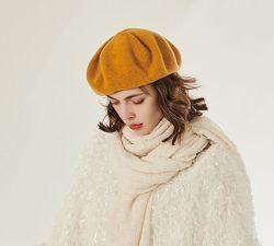 La mode hiver Crochet Beanie Hat pour fille