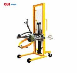 beweglicher hydraulischer Heber der Trommel-450kg, hydraulischer grenzender Trommel-Träger für heißen Verkauf