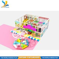 L'équipement de terrain de jeux pour enfants Jiayuan doux Les jouets électriques enfants Aire de jeux intérieure