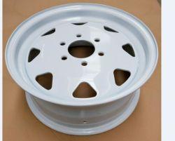 13 '' - 18 '' rotelle d'acciaio su ordinazione poco costose con 5X114.3 PCD