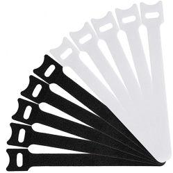 Fascetta Per Cavi Con Gancio E Anello Sganciati Con Logo Personalizzato All'Ingrosso
