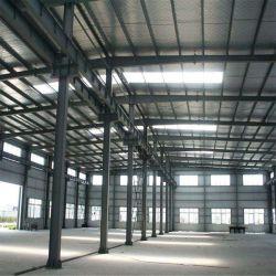 Vorfabrizierter industrieller Stahlkonstruktion-Aufbau für Afrika