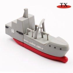 Новых и нестандартных ПВХ судна форму USB Memory Stick™