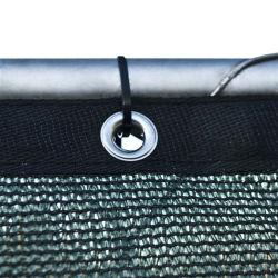 Netto de Bescherming van de Zon van de serre/HDPE het Opleveren van de Schaduw van het Windscherm/de Plastiek Geweven Gebreide Groene Doek van de Schaduw met Goedkope Prijs