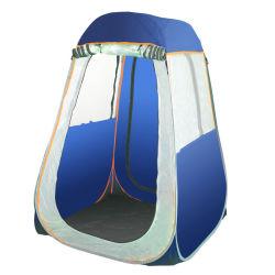 De in het groot Openlucht Waterdichte Tent omhoog van de Visserij van de Bescherming van de Zon van het Strand Automatische Ultralight Vouwende Pop