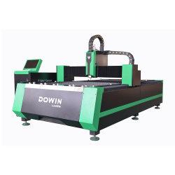 アルミニウム炭素鋼のステンレス鋼シートレーザーCuttergのための中国の工場750W 1000W 2000W Raycus CNCの金属のファイバーレーザーの打抜き機は安い価格を機械で造る