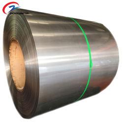 Le CRC en acier inoxydable laminés à froid /HDG/gi/recouvert de zinc de feux de croisement en acier galvanisé à chaud pour les matériaux de construction de la bobine