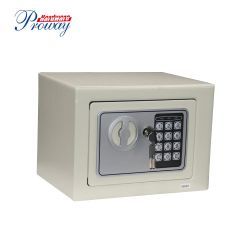 デジタル電子デラックスな機密保護の安全な固体組み立てられたキーパッドロックの壁に取り付けられた家庭内オフィスのホテルビジネス宝石類の現金使用の記憶のお金