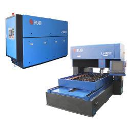 1812平らな高い発電400W 600W 1000W 1500Wの二酸化炭素を製造する自動車部品はレーザーの切口を型抜きする木製の合板が機械価格を作ることを停止するボードの機械装置を停止する