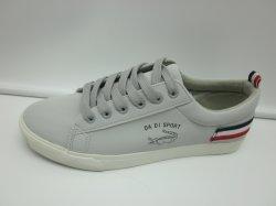 Nouveau mode de vente en gros en cuir pour hommes occasionnels chaussures de patinage