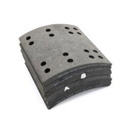 Запчасти для самосвалов HOWO Auto Parts запасные части Wg9231342069 Original Тормозная накладка