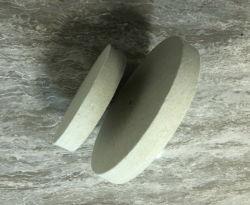 Fieltro de lana de vidrio de finalizar la rueda de fieltro de ruedas de pulido