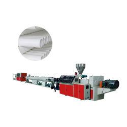 최신 판매 PVC 관 기계장치에 의하여 사용되는 플라스틱 압출기