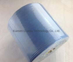 Industrielles Spunlace nichtgewebtes Reinigungs-Wischer-Rollenhoch Absorptionsmittel und Zerreißen-Widerstand