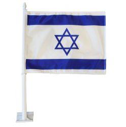 de In het groot Afgedrukte Israël Vlag van 30X45cm voor Auto