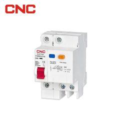 Ycb6hle-63 disyuntor de corriente residual con protección contra sobrecorriente RCCB/RCBO