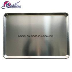 40X60cm 60X80cm hanno personalizzato il cassetto di alluminio del pane del forno dell'acciaio inossidabile