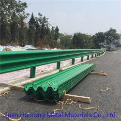 乗物安全のためのすくいによって電流を通される鋼材のトラフィックの障壁ハイウェイのガードレール